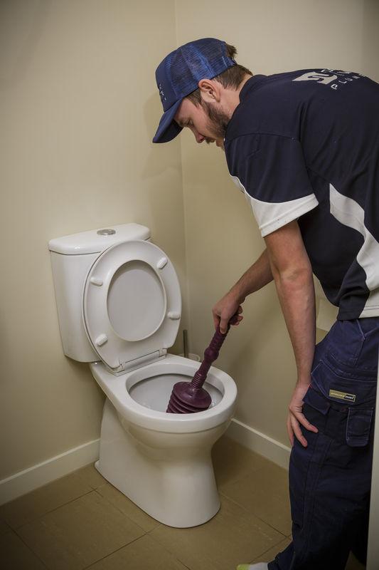 clear blocked pipe stormwater pakenham plumber david white